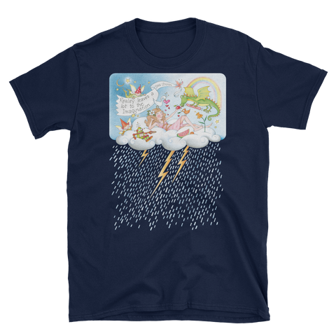 """Imagination"" Unisex T-Shirt"