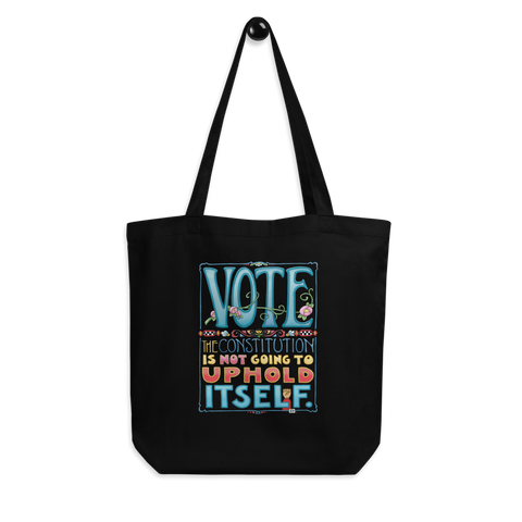 """Vote II"" Tote Bag"