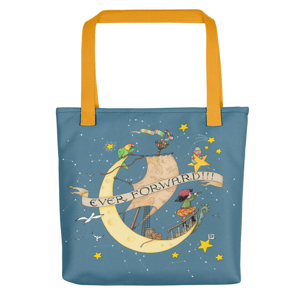 Ever Forward Tote Bag