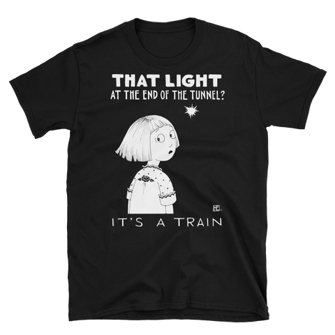 """Light At The End"" Unisex T-Shirt"