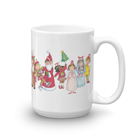"""Christmas Pageant"" Mug"