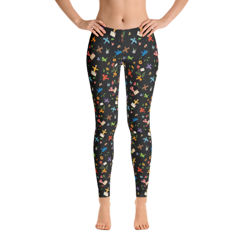 """Special Delivery"" Leggings"