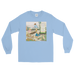 """Forget Me Not of Angels"" Long Sleeve Shirt"