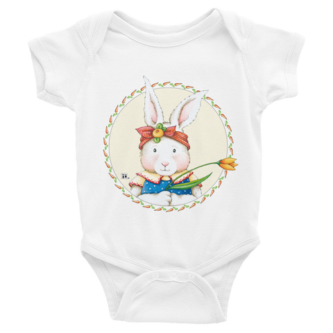 """Baby Bunny"" Infant Bodysuit"