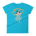 """Rainbow Fairy Gold"" Women's T-shirt"