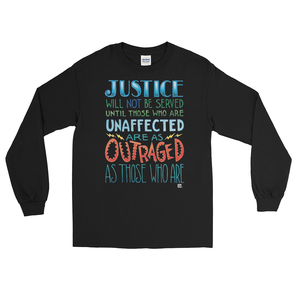 """Justice"" Long Sleeve Shirt"