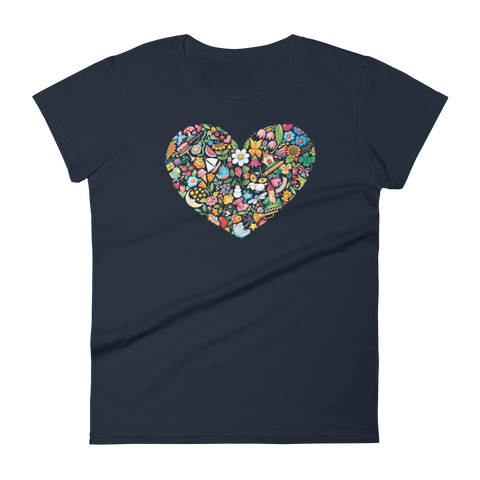 """Lots to Love"" Women's T-shirt"