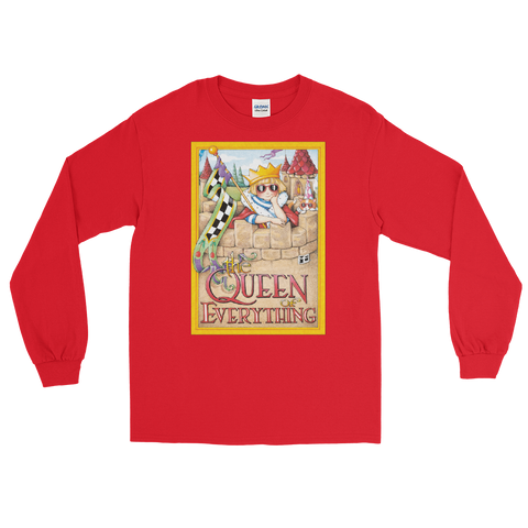 """Queen of Everything"" Long Sleeve Shirt"
