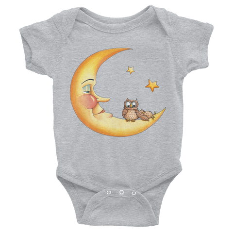 """Twinkle Twinkle"" Infant Bodysuit"