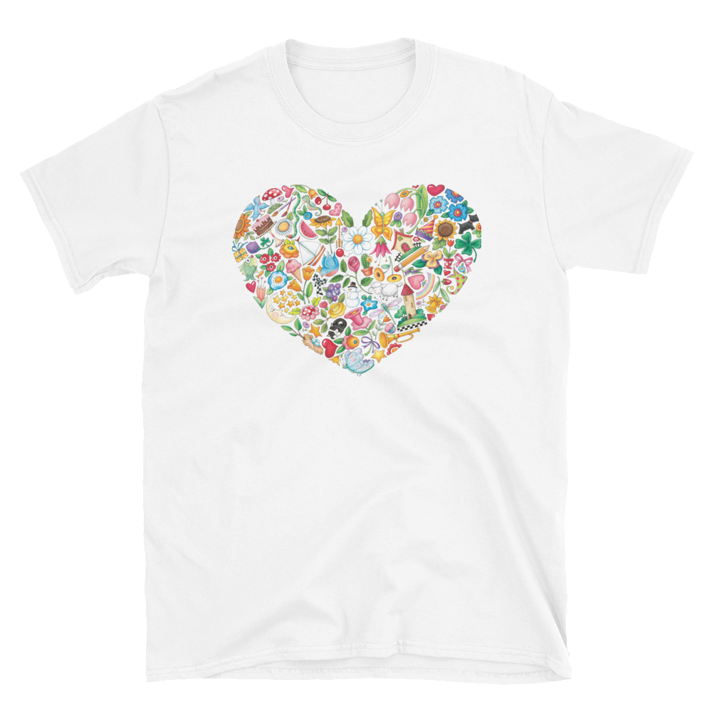 """Lots to Love"" Unisex T-Shirt"