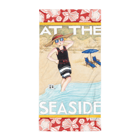At the Seaside Towel