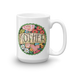 Mother's Day Floral Mug