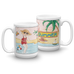 """Ann Estelle Summer"" Mug"