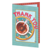 Thank You Tea Cup Greeting Card