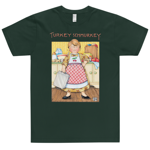 Turkey Schmurkey Unisex T-Shirt