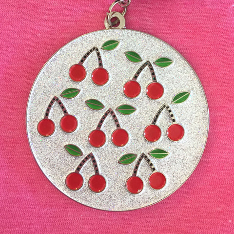 Very Cherry Ornament