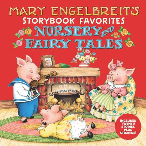 Nursery and Fairy Tales Storybook Favorites