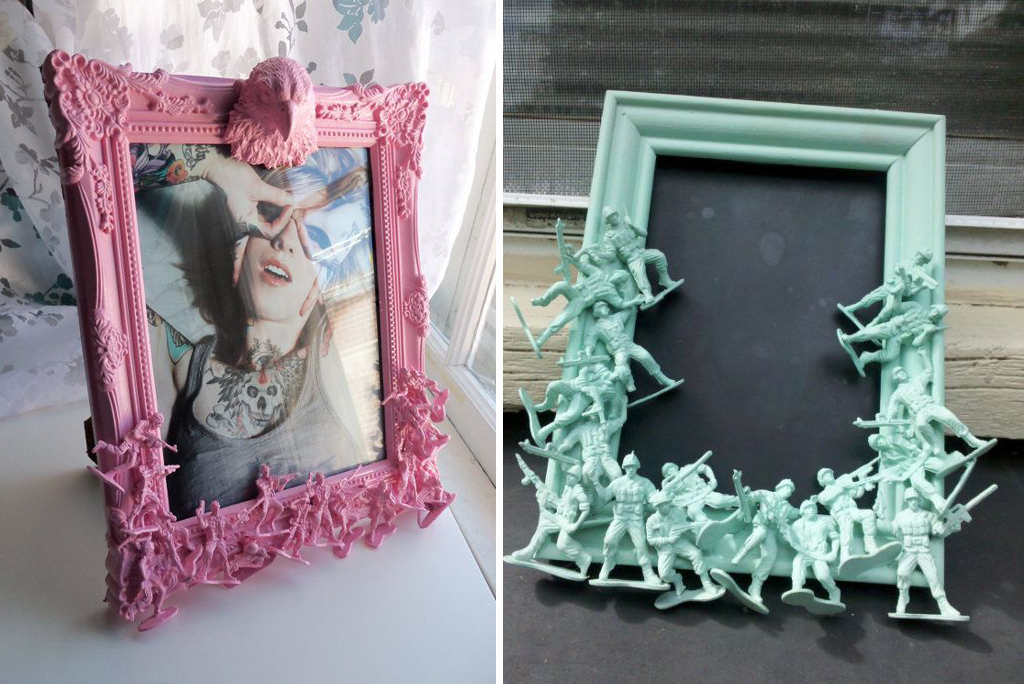 DIY Picture Frames You Haven't Made (Yet!)