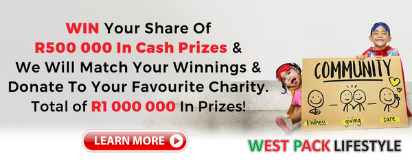 West pack Lifestyle competition
