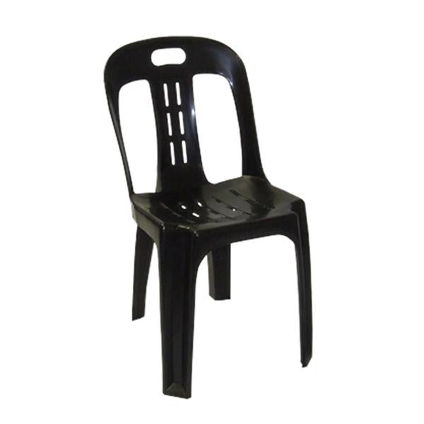 CATERING CHAIR BLK