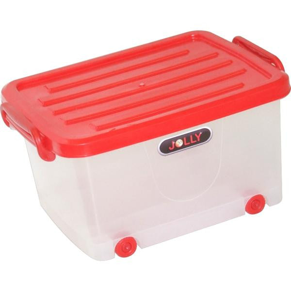 16lt GLIDER BIN RED VIRGIN