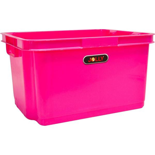25lt JOLLY CRATE  CERISE