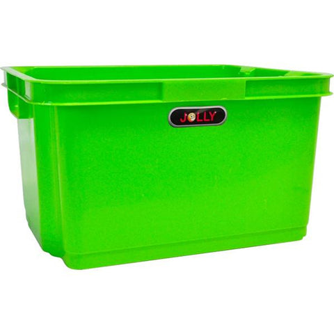 25lt JOLLY CRATE  GRN