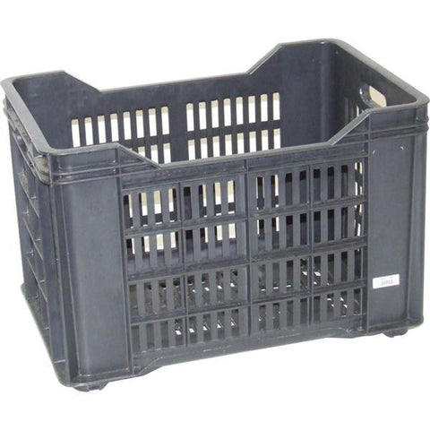 ZK301 CRATE BLK RECYCLED