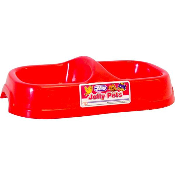 DOUBLE DINER DOG BOWL
