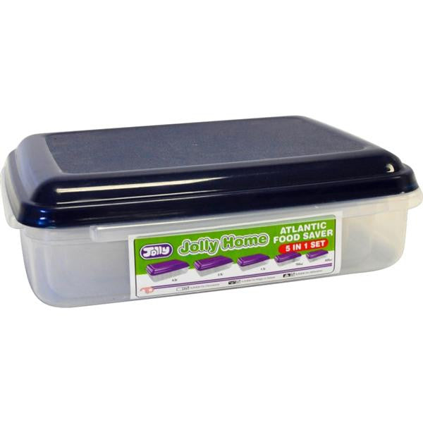 ATLANTIC FOODSAVER 5 IN 1