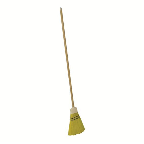 SYNTHETIC CORN BROOM