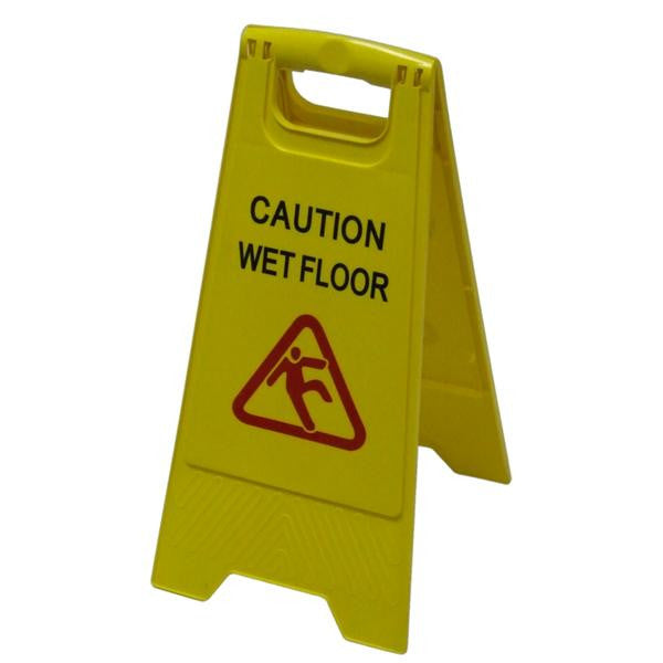 WET FLOOR SIGN ECONO