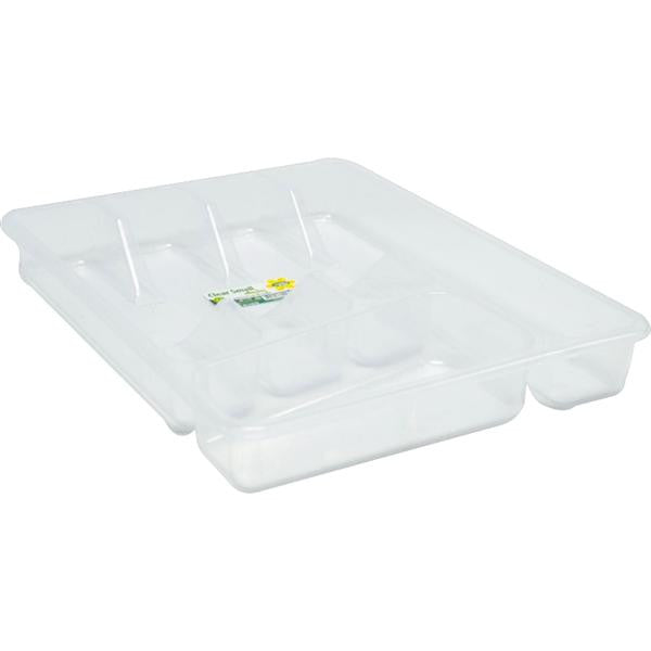 SML CUTLERY TRAY CL