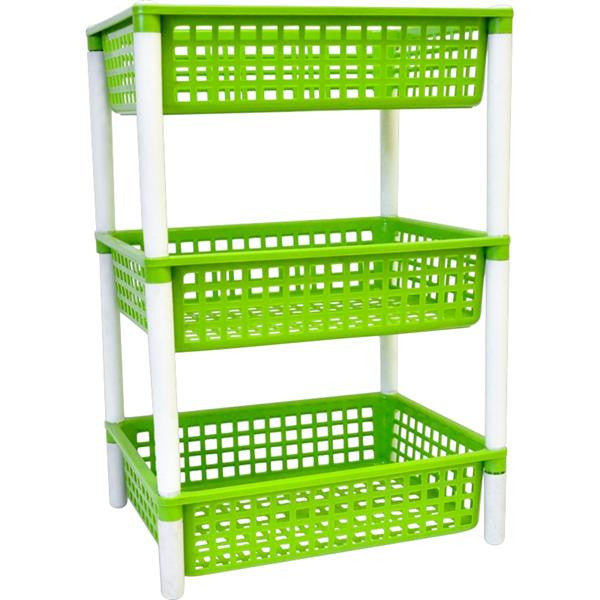 VEG RACK 3 TIER VIRGIN