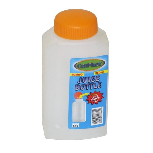 350ml JUMBO JUICE BTL LEAK PROOF LID