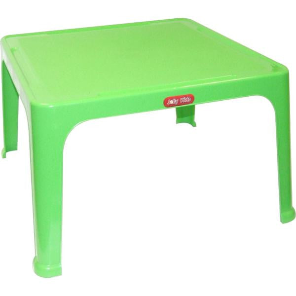 GROOVY TABLE TROP GRN