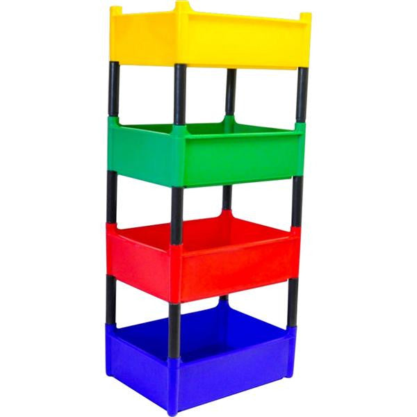 JOLLY 4 TIER STACK & CADDY SET