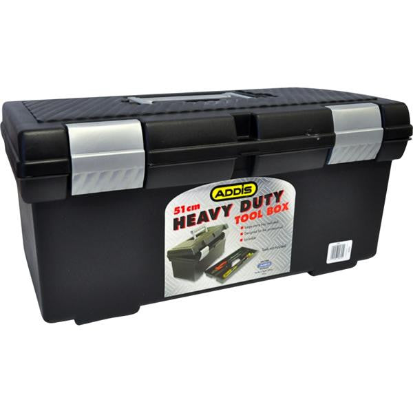 51cm TOOLBOX BLK REPEL