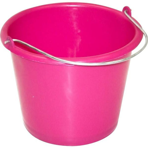 13lt BUCKET RED