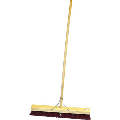 GUTTER BROOM 24'' PVC HARD
