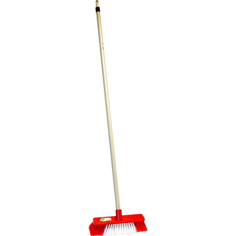 FLOOR BRUSH & HANDLE