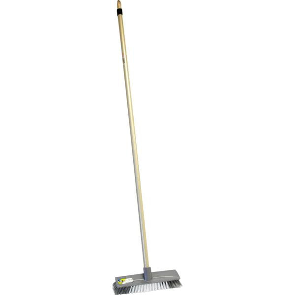 TOUGH FLOOR BRUSH & HANDLE
