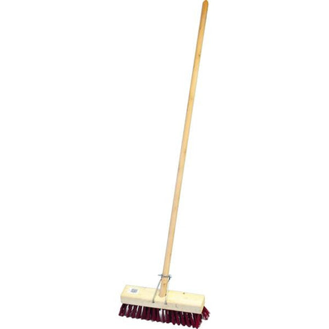 GUTTER BROOM 12'' PVC HARD