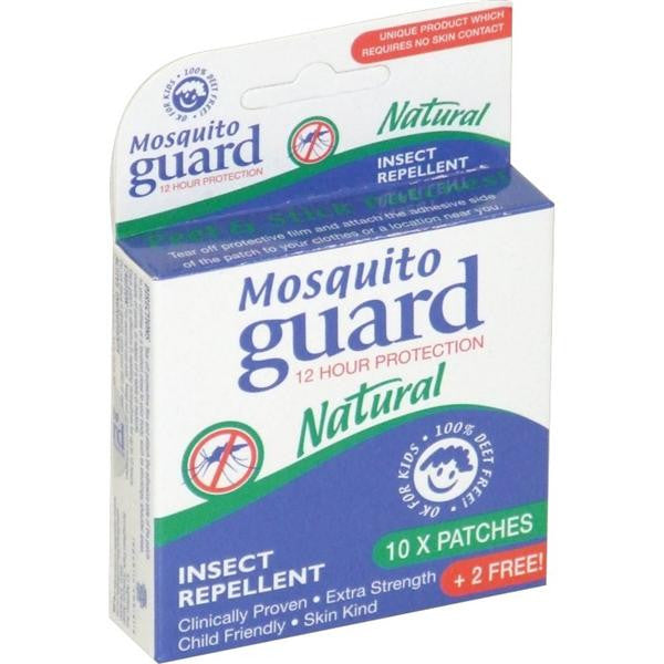 INSECT GUARD PATCHES 10pc