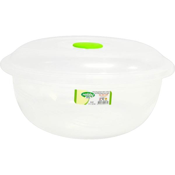RND BASIN & LID No0 CL