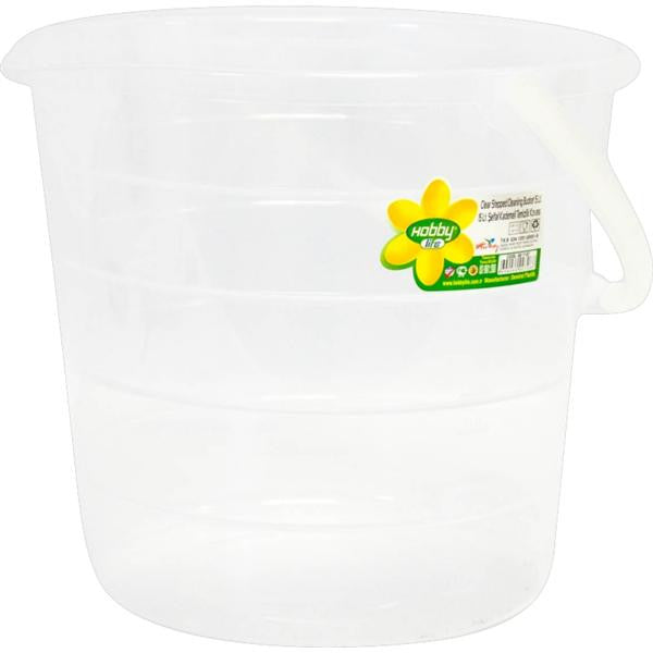 STEPPED CLEANING BUCKET 15lt CL
