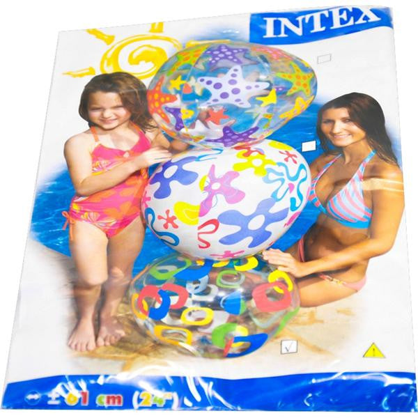 INTEX BEACH BALL 61cm