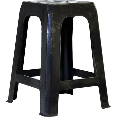 NEW STOOL BLK