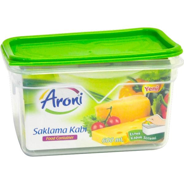 ARONI FOOD CONT 600ml