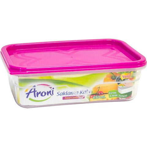 ARONI FOOD CONT 650ml